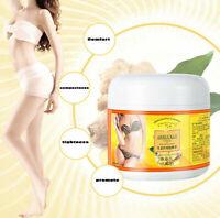 Abnehmen Creme Gewichtsverlust Fettverbrennung Anti-Cellulite Körper Ingwer H6V4