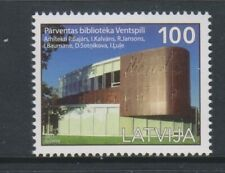 Latvia - 2011, Modern Architecture stamp - MNH - SG 811