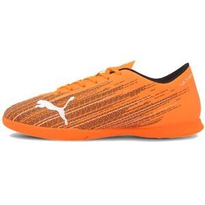 Puma Ultra 4.1 It M 106096 01 football boots orange multicolored