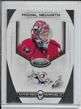 11-12 Certified Michal Neuvirth Masked Marvels # 12