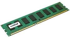 Crucial 2GB Ddr3l 1600 MT/s Pc3l-12800 Udimm 240-pin - Ct25664bd160b 16GB 1600
