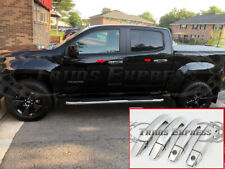 2015-2020 Chevy Colorado/GMC Canyon 4 Door Chrome Handle Covers w/PSKH