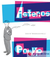 Asterios polyp. NUEVO. ENVÍO URGENTE (Librería Agapea)