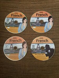 Instant immersion french language learning
