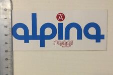 Aufkleber/Sticker: Alpina Raggi (04031641)