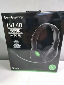 PDP LVL40X Headset for Xbox Series X One New