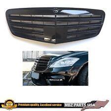 S65 S63 S-Class Gloss all black grille S550 S350 S600 2010 2011 2012 2013 W221