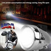 6W Friction Generator Headlight Tail Light Kit Fit Bike/Motorized Bike 12V USA