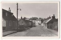 Boghead Kirkmuirhill Lanarkshire Vintage RP Postcard 200c