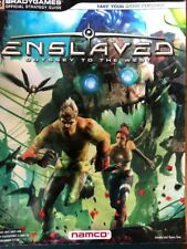 Enslaved: Odyssey to the West by BradyGames (2010, Paperback) PS3/XBox 360