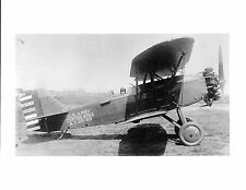 "WWII U.S. ARMY CURTISS AT5-A (A.C.28-48) BIPLANE AIRPLANE 5"" x 7"" B&W Photograph"