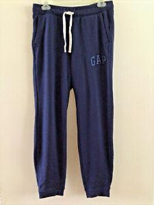 GAP Women's Navy Blue Sweatpants Size M