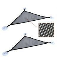 Reptile Hammock Lounger Ladder Accessories Set For Large Small Bearded Dragon fy