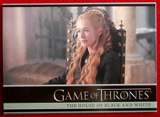 GAME OF THRONES - Season 5 - Card #06 - THE HOUSE OF BLACK AND WHITE - C