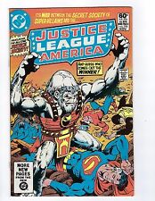 Justice League of America # 196 VF/NM DC