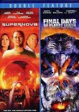Supernova/Final Days of Planet Earth (DVD, 2008)