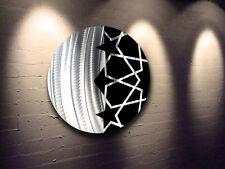 metal wall art decor panel
