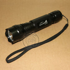 UltraFire Tactical WF-501B CREE XM-L T6 LED 800 Lumens 3Mode Flashlight Torch