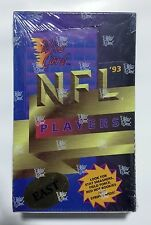 1993 Wild Card (EAST) NFL Football Card Box Factory Sealed contains 36pks