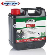 Mathy® M 2,5 Liter  Motoröl - Additiv  SAE 0- 60 Frühjahressonderpreis !!!