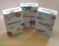 6 Boxes of Stamford Incense Cones - Stock Clearance (6 Different Scents)