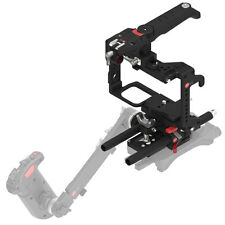 JTZ DP30 DSLR Camera Cage Baseplate Rig Handle For Panasonic Lumix GH5 GH4 GH3