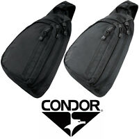 Condor 111100 Tactical Hiking Cordura Concealed Carry Sector Sling Backpack Pack
