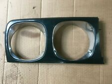 Jaguar XJ6/XJ40   O/S/F  TWIN HEADLIGHT BEZEL (1986-94) green