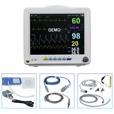 Vet Hospital Icu Multi Parameter Vital Signs Patient Monitor Cardiac Machine Fda