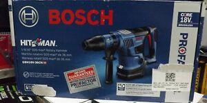 Bosch GBH18V-36CN Profactor 18V SDS-max 1-9/16 Hitman Rotary Hammer BRAND NEW
