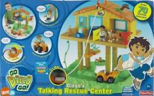 Fisher Price Diego's Talking Rescue Center NEW IN BOX RARE FIND