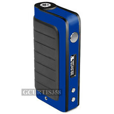 BLUE Wrap Skin Cover Decal fits iPV4 iPV4s Pioneer4you 100W Mod Vapor Vape ECig