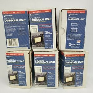 Intermatic Low Voltage Landscape Light 18 Watt Model CL902 Pack of 6