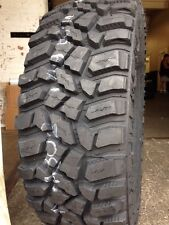 4 NEW 37x12.50-17 Cooper STT PRO MUD TIRES 12.50R17 R17
