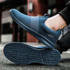 Running Casual Shoes Men's Outdoor Slip On Sports Sneakers Athletic Jogging Gym