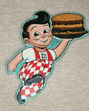 "Bob""s Big Boy Metal SIGNS Restaurant Diner Vintage Style Movie MAN CAVE Decor Tv"