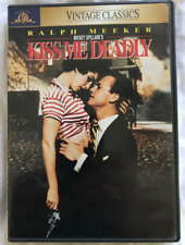 Kiss Me Deadly DVD Ralph Meeker CLASSIC - Like New!