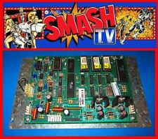 Arcade,Coin, Williams, Smash TV, Sound Board, Great Shape ***Working***