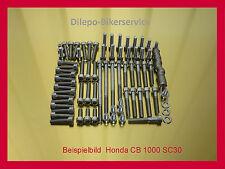 HONDA cb1000/CB 1000-Set di viti in acciaio inox viti motore v2a viti