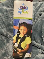 Kids Fly Safe Cares Child Airplane Safety Harness 22-44 LBS FAA Approved New