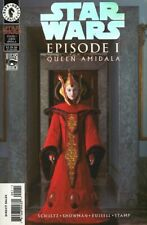 Star Wars: Episode I Queen Amidala #1 Holofoil Cover NM 1999 Dark Horse
