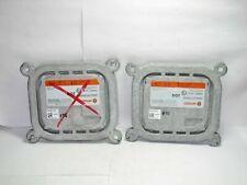 Pair OEM Osram Xenon D3S D3R HID Bulb Lamp Ballast Control Unit Computer Module