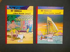 Mr Barelli a Nusa Penida-Tomes 1 et 2 - Bob De Moor - 1000 exemplaires - BD