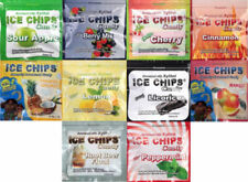 NEW! Ice Chips Xylitol Candy-Pouches-Create your own custom 3-pack! YUM!