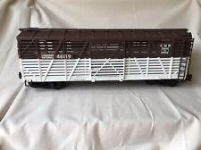 Aristo-Craft Train Model CN Steel Stock Car #1 Gauge 1:29 Scale Great Condition