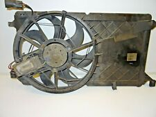 FORD FOCUS / C MAX MK1 03-10 RADIATOR FAN AND COWLING WITH MODULE 3M51-8C607 RG
