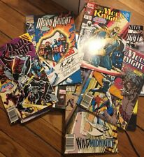 🔥 1980-2000s MARVEL MOON KNIGHT COMIC BOOK SALE $1.95 EACH + FREE SHIPPING!