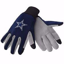 116395d6c65 NFL Texting Technology Winter Gloves Pick Your Team Gift for Him Denver  Broncos
