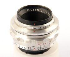 E.Ludwig Meritar 2.9/50mm 2.9 1:2.9 F/2.9 50mm mount Exa Exakta No.1376910