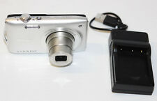 Nikon COOLPIX S3300 16.0MP 6x Optical Zoom Digital Camera - Silver